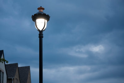 Rural Utility Lighting