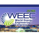 World Energy Engineering Congress – WEEC September 21-23, 2016