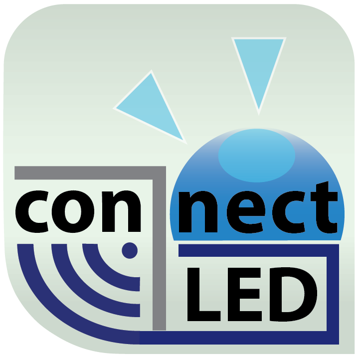 ConnectLED logo